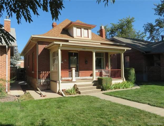 330 N Washington Street, Denver, CO 80203 (#4707500) :: HomeSmart
