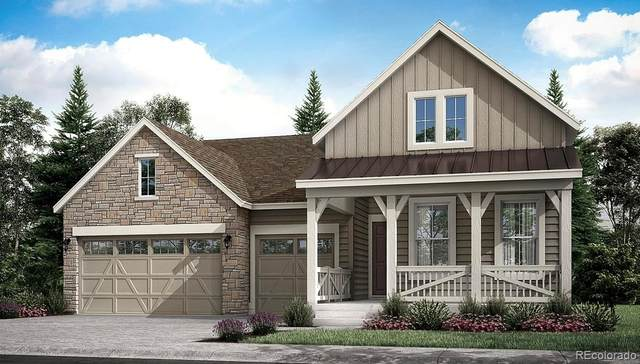2956 Furthermore Lane, Castle Rock, CO 80108 (#4707689) :: The DeGrood Team