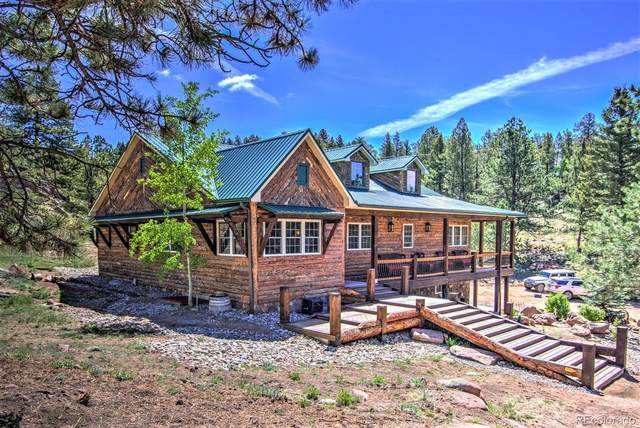 261 Apache Road, Florissant, CO 80816 (#4707720) :: Kimberly Austin Properties