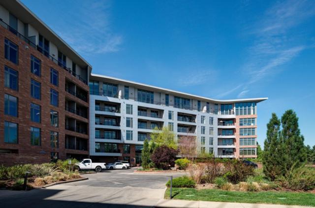 333 S Monroe Street #403, Denver, CO 80209 (#4707746) :: The Griffith Home Team