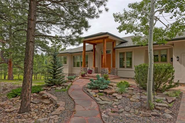 1792 Cinnamon Road, Larkspur, CO 80118 (#4708053) :: Mile High Luxury Real Estate