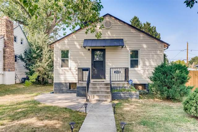 2515 S Lafayette Street, Denver, CO 80210 (MLS #4708277) :: Clare Day with Keller Williams Advantage Realty LLC