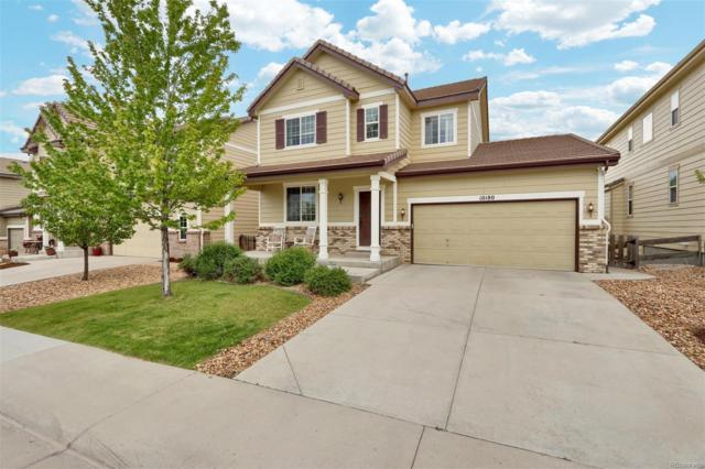 10180 Greenfield Circle, Parker, CO 80134 (#4708428) :: The HomeSmiths Team - Keller Williams