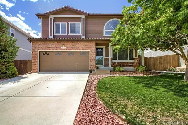 4788 Hunterwood Drive, Highlands Ranch, CO 80130 (#4708553) :: Peak Properties Group