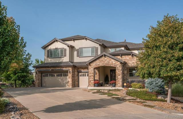 6597 S Gray Way, Littleton, CO 80123 (MLS #4708897) :: 8z Real Estate