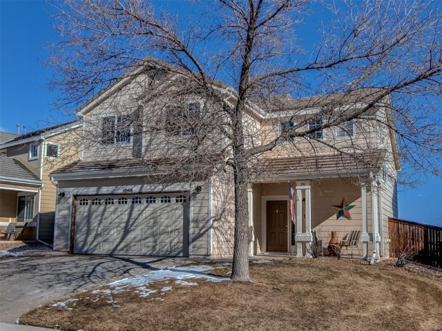 10416 Tracewood Drive, Highlands Ranch, CO 80130 (#4709256) :: The Griffith Home Team