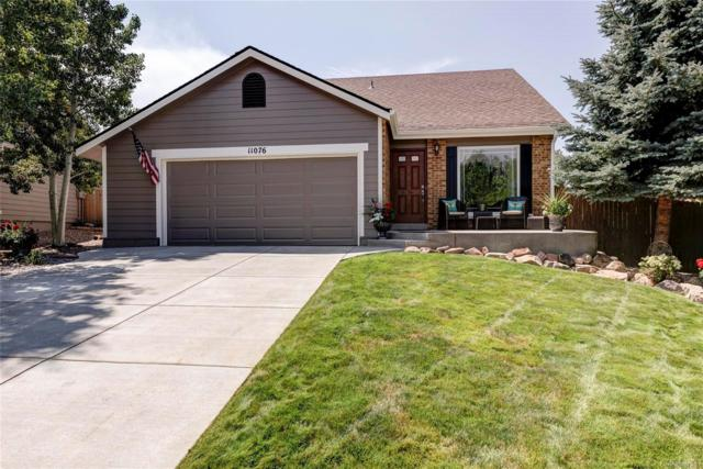 11076 Cotton Creek Drive, Westminster, CO 80031 (#4709542) :: The DeGrood Team