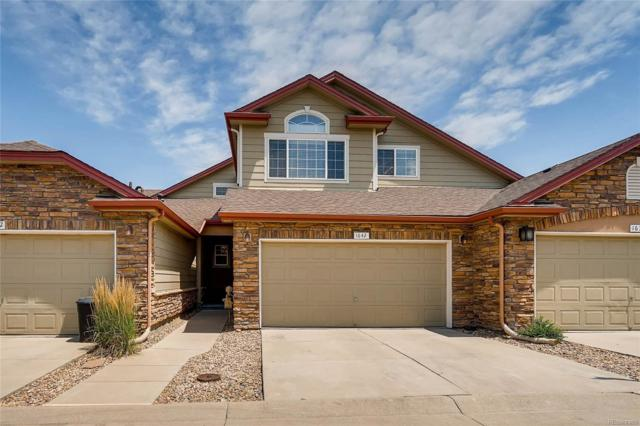 1642 Fraser Court, Aurora, CO 80011 (#4710061) :: The Pete Cook Home Group