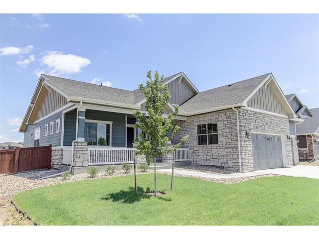 18866 W 87th Lane, Arvada, CO 80007 (#4710303) :: The Sold By Simmons Team