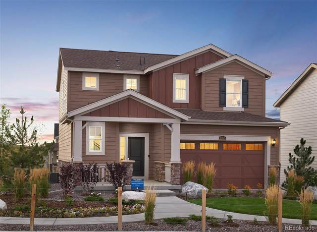 1387 Curlleaf Street, Elizabeth, CO 80107 (#4710464) :: Symbio Denver