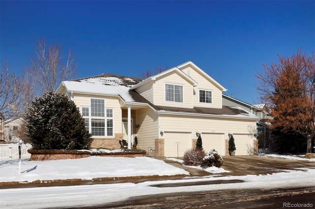 6481 S Jericho Circle, Centennial, CO 80016 (MLS #4710502) :: 8z Real Estate