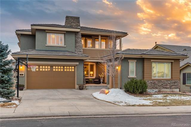 340 Maplehurst Drive, Highlands Ranch, CO 80126 (#4711728) :: The Griffith Home Team
