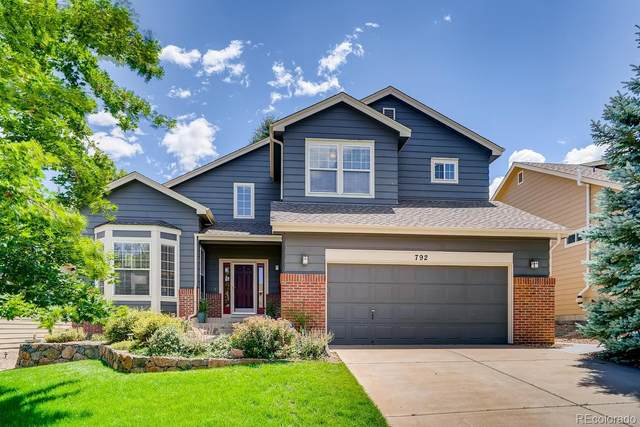 792 Deer Clover Way, Castle Pines, CO 80108 (MLS #4712071) :: 8z Real Estate