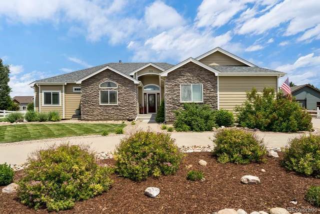 335 Estate Drive, Johnstown, CO 80534 (#4712085) :: The DeGrood Team