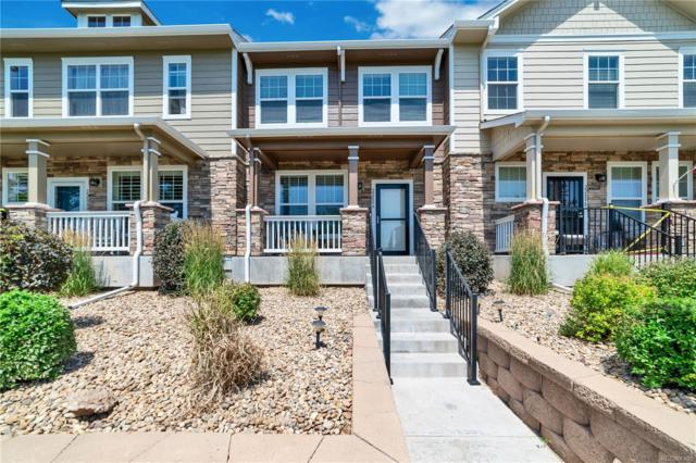 22896 E Ottawa Place, Aurora, CO 80016 (MLS #4712448) :: The Space Agency - Northern Colorado Team