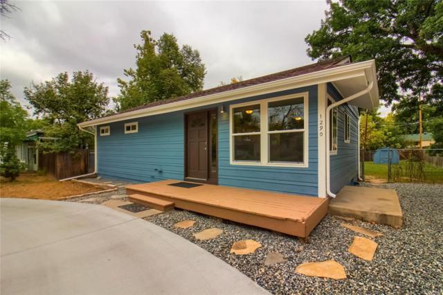 1290 S Holly Street, Denver, CO 80246 (#4712596) :: House Hunters Colorado