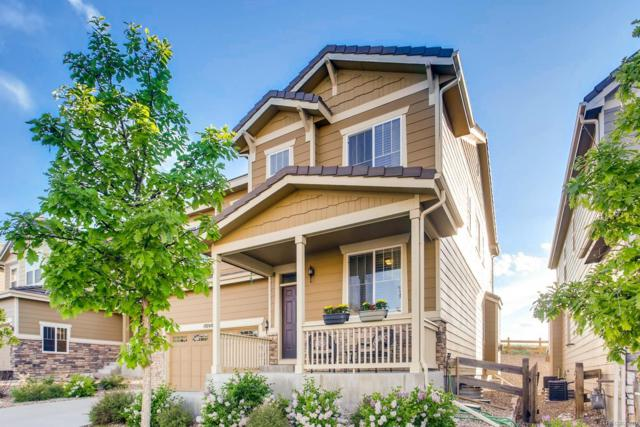 10740 Worthington Circle, Parker, CO 80134 (#4712614) :: The Galo Garrido Group