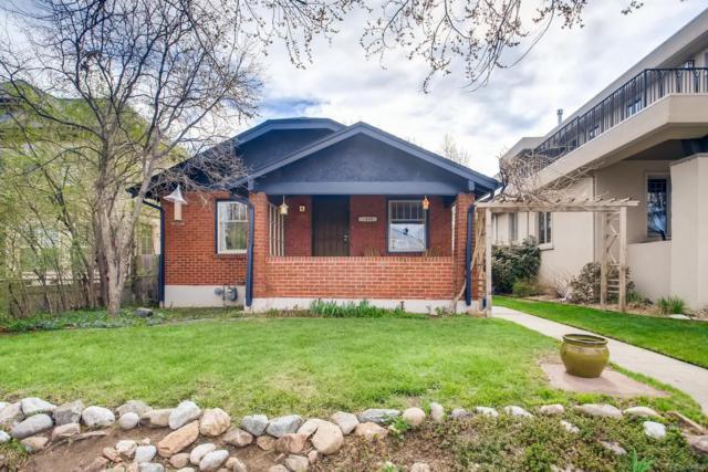 1840 S Washington Street, Denver, CO 80210 (MLS #4713286) :: 8z Real Estate