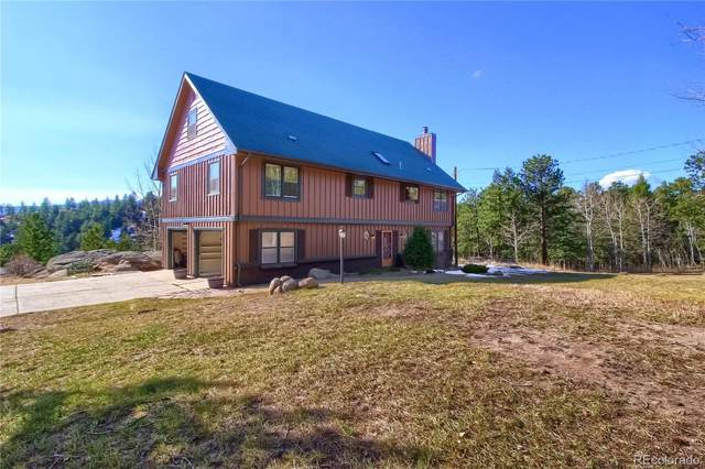 11761 Spruce Canyon Circle, Golden, CO 80403 (#4713678) :: The DeGrood Team