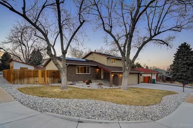 13483 Omega Circle, Littleton, CO 80124 (#4714355) :: Venterra Real Estate LLC