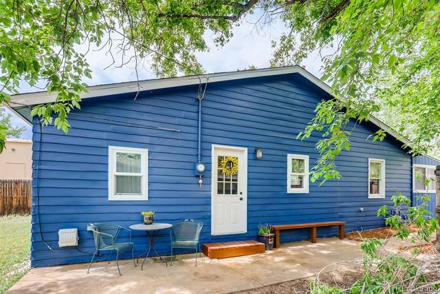 106 E Emma Street, Lafayette, CO 80026 (MLS #4714937) :: The Sam Biller Home Team