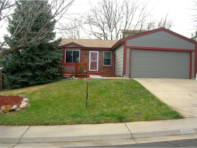 5762 W 75th Place, Arvada, CO 80003 (#4715400) :: The HomeSmiths Team - Keller Williams