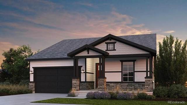 6526 Leathers Lane, Parker, CO 80134 (MLS #4715814) :: 8z Real Estate