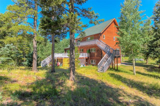 11162 Conifer Mountain Road, Conifer, CO 80433 (#4715854) :: The DeGrood Team