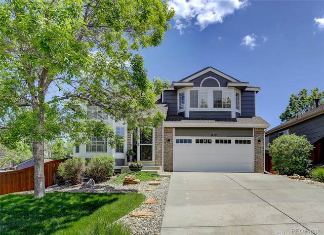 1419 Mulberry Lane, Highlands Ranch, CO 80129 (#4716010) :: Colorado Home Finder Realty