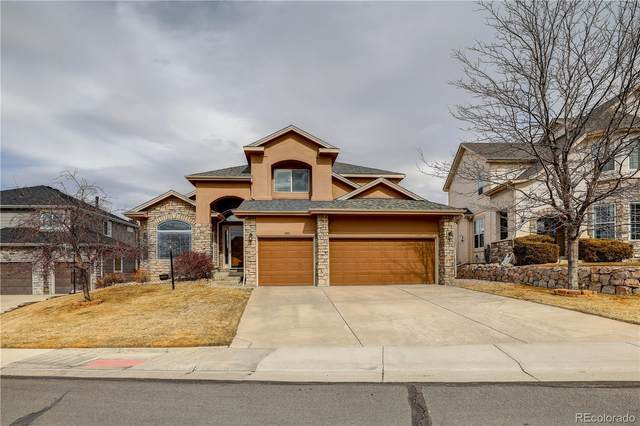 1103 Foursome Drive, Castle Rock, CO 80104 (#4716580) :: Bring Home Denver with Keller Williams Downtown Realty LLC