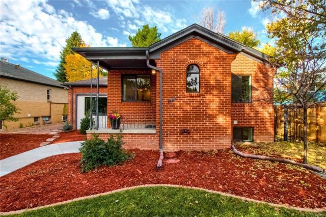 1429 Niagara Street, Denver, CO 80220 (#4716999) :: HomePopper