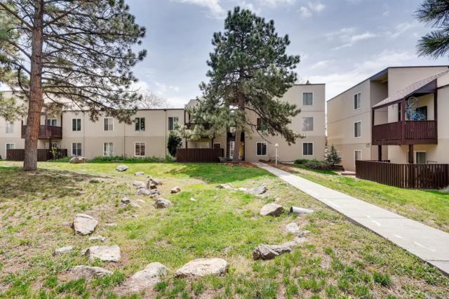 9725 E Harvard Avenue #400, Denver, CO 80231 (#4717192) :: The Griffith Home Team