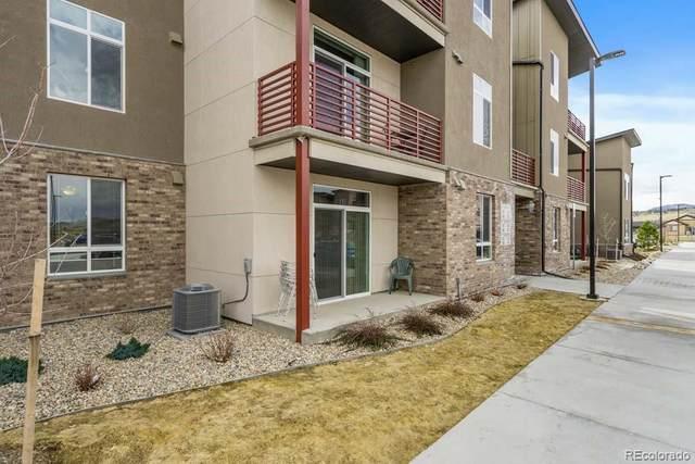 2960 Kincaid Drive #103, Loveland, CO 80538 (MLS #4717490) :: 8z Real Estate