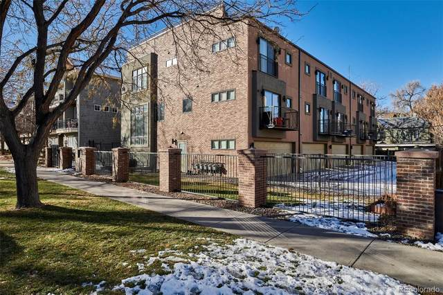 1651 N Franklin Street, Denver, CO 80218 (#4717571) :: The Dixon Group