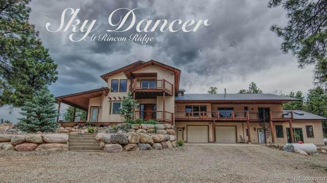 1350 Rincon Ridge Road, Durango, CO 81301 (#4717692) :: The DeGrood Team