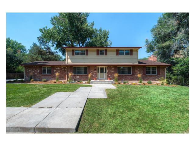 1141 E Pinewood Avenue, Centennial, CO 80121 (MLS #4719169) :: 8z Real Estate