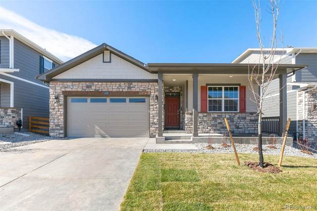 22693 E Radcliff Drive, Aurora, CO 80015 (MLS #4719712) :: Bliss Realty Group
