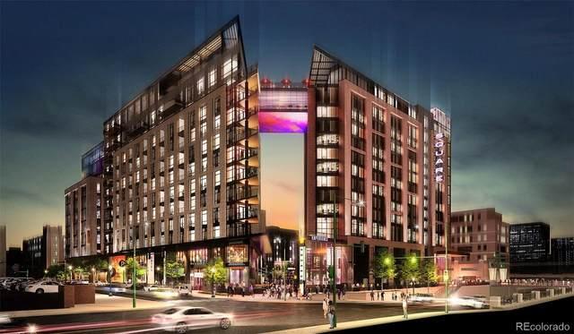 1901 Wazee Street #811, Denver, CO 80202 (MLS #4720023) :: 8z Real Estate