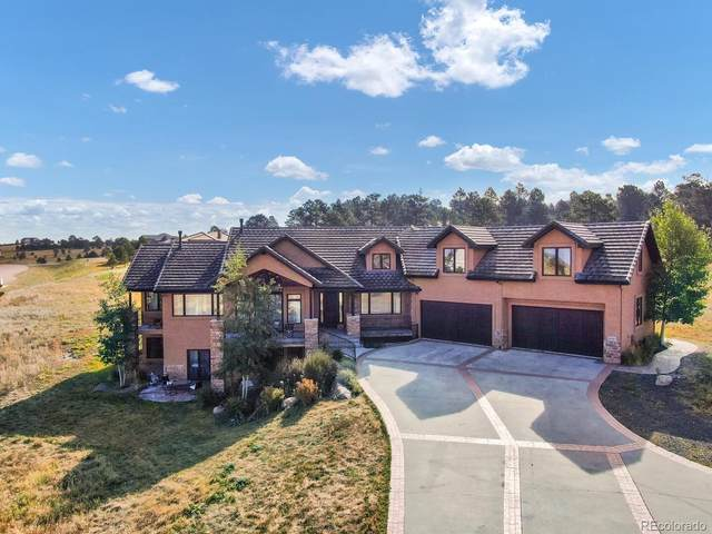 16361 Timber Meadow Drive, Colorado Springs, CO 80908 (#4720191) :: Bring Home Denver with Keller Williams Downtown Realty LLC
