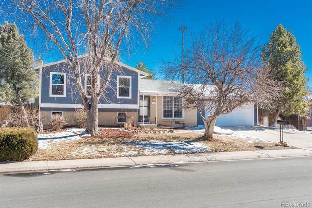 1698 S Quintero Way, Aurora, CO 80017 (#4720246) :: The Gilbert Group