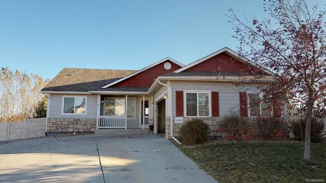 5480 Rustic Avenue, Firestone, CO 80504 (#4720271) :: The Dixon Group
