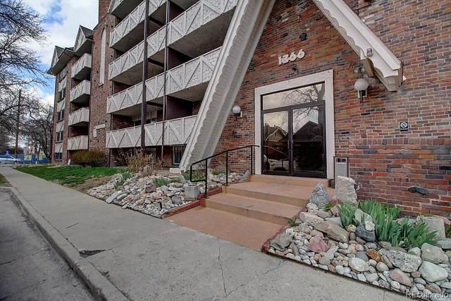 1366 Garfield Street #406, Denver, CO 80206 (#4720290) :: Wisdom Real Estate