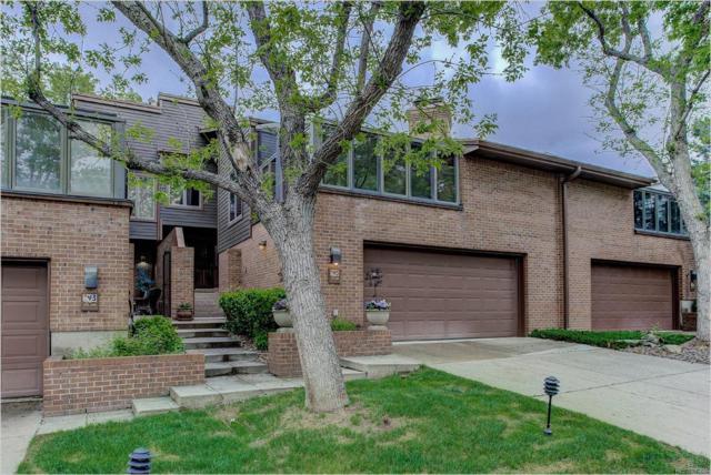 6969 W Yale Avenue #45, Denver, CO 80227 (#4720765) :: The Griffith Home Team