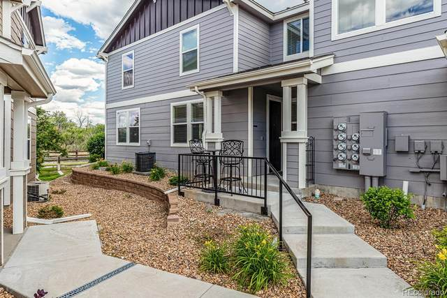 17381 Waterhouse Circle A, Parker, CO 80134 (#4721001) :: The DeGrood Team