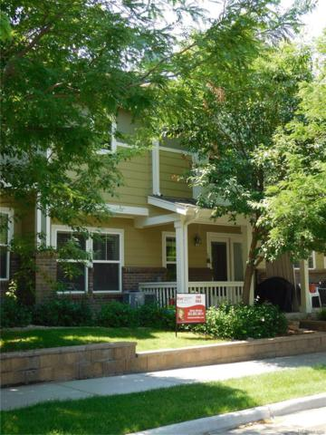 11866 Oak Hill Way C, Commerce City, CO 80640 (#4721239) :: My Home Team