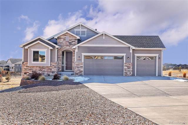 12485 Black Hills Drive, Peyton, CO 80831 (MLS #4721419) :: Bliss Realty Group