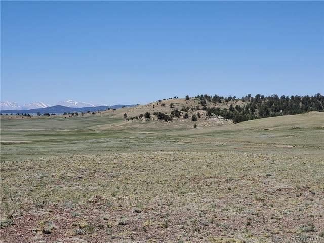 Caddo Road, Hartsel, CO 80449 (MLS #4721473) :: Find Colorado