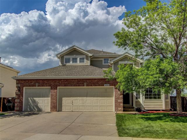 4326 S Himalaya Circle, Aurora, CO 80015 (#4721566) :: Sellstate Realty Pros