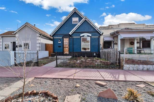 3152 N Marion Street, Denver, CO 80205 (#4721987) :: The DeGrood Team