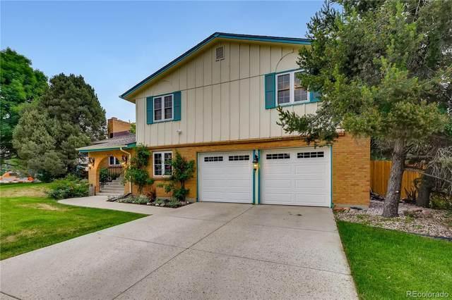 8680 W Baker Avenue, Lakewood, CO 80227 (MLS #4722005) :: Find Colorado